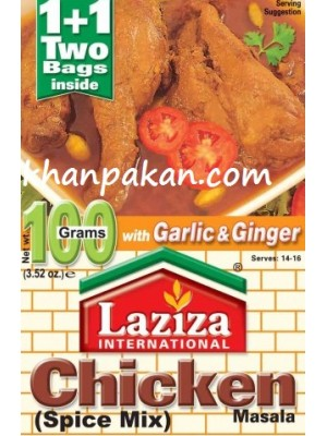 Laziza Chicken Masala 100 Gms